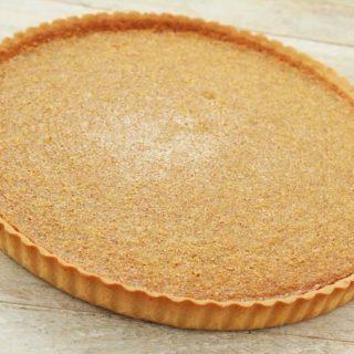 baked shortcrust pastry