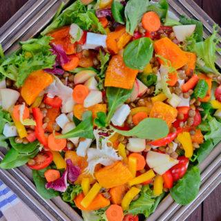 Butternut-and-Lentil-Salad