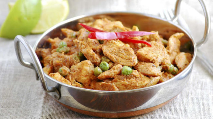 Quick Kashmiri Chicken Curry – a homemade treat