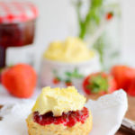 SCones with jam and cream 2