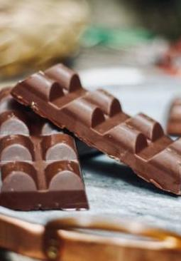 chocolate for blancmange