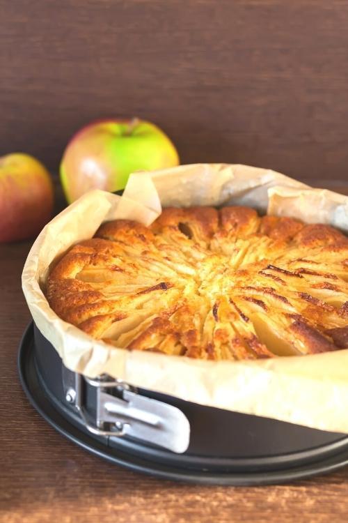 German-apple-pie