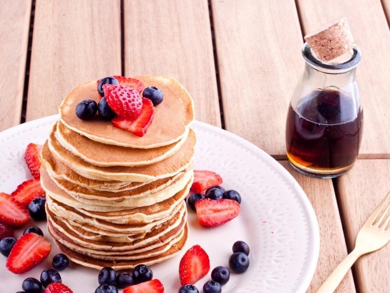 Pancakes shrove tuesday