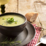 camembert wine soup