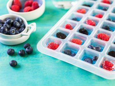 fruits-ice-cubes